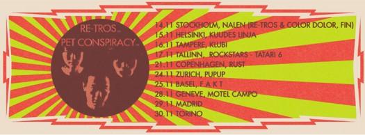 november tour